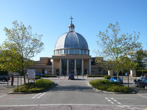 Church of Christ the Cornerstone, MK