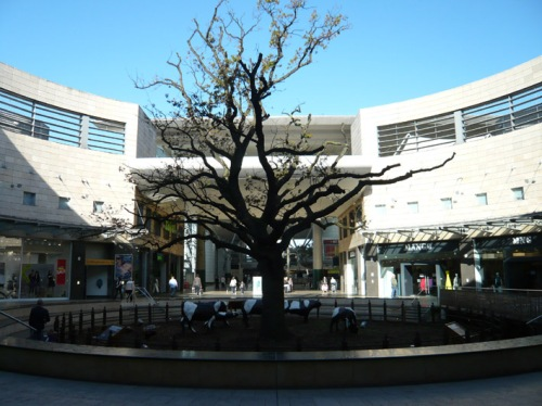 The Centre, MK
